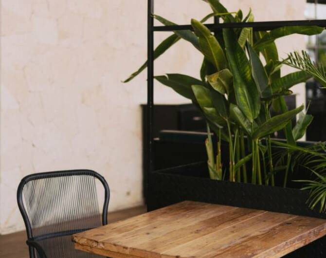 Miljövänliga möbler 2